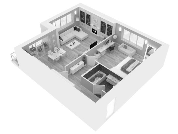 Пультовая охрана квартиры